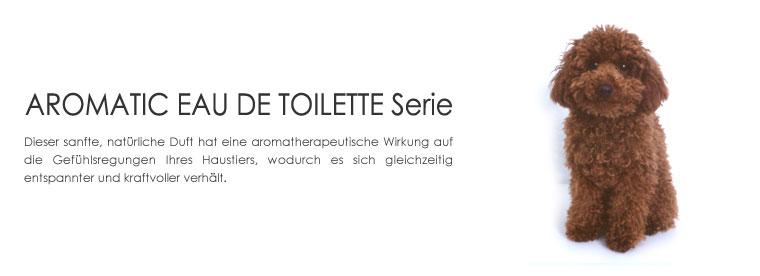 Pet Esthé Aromatic Eau de Toilette Serie