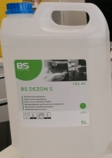 STERIL HANDS Flächendesinfektionsmittel BS DEZON S | 5l
