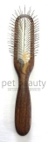Hundebürste | PET BEAUTY PREMIUM | schmal | 27mm | exklusive Hundebürste