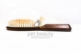 Hundebürste | pet beauty thermo Eschenholz, 20mm