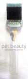 ActiVet Brush MEDIUM grün Flitter 4,5 cm | exklusive Bürsten für Hunde und Katzen