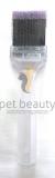 ActiVet Brush FIRM lila Flitter 4,5cm | exklusive Bürsten für Hunde und Katzen