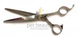 Schneideschere Shark Teeth **** aus Japan-Stahl ST14180, 7 Zoll