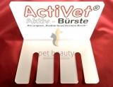 Aufhänger ActiVet ® für 3 Bürsten