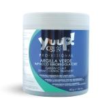 Argilla verde - Italienischer Grüner Ton (Hautbehandlung) | 800g | Yuup! Professional