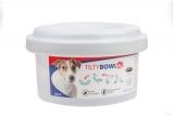 Wassernapf Tilty Bowl - Größe M, Farbe lichtgrau
