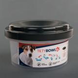 Wassernapf Tilty Bowl - Größe M, Farbe anthrazit
