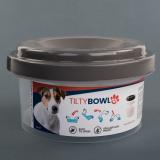 Wassernapf Tilty Bowl - Größe M, Farbe Graubraun