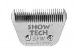Show Tech Pro Wide Blades Snap-on Scherkopf #5FW-6,4mm (extrabreit)