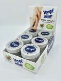 Yuup! Paw Balm Pfotenpflegewachs | Display mit 12 Dosen á 40g
