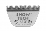 Show Tech Pro WideBlades Snap-on Scherkopf #15W-1,0mm (extrabreit)
