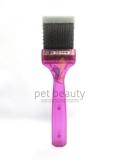 ActiVet Pro Brush Stark 4,5 cm lila | exklusive Bürsten für Hunde und Katzen