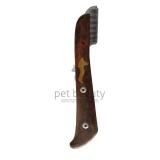 Trim-Messer Holzgriff