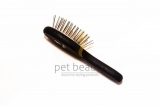 Hundebürste | PET BEAUTY MINI | black | exklusive Hundebürste